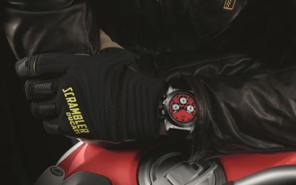 Fastrider by Tudor, ispirato allo Scrambler Ducati