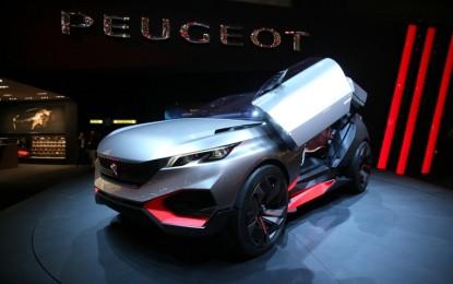 Peugeot tra presente e futuro