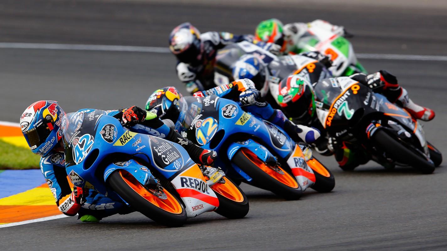 Moto2 e Moto3: Dunlop lancia una nuova classifica
