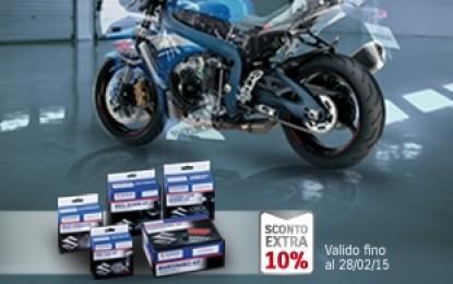Suzuki: prezzi scontati fino al 30 aprile