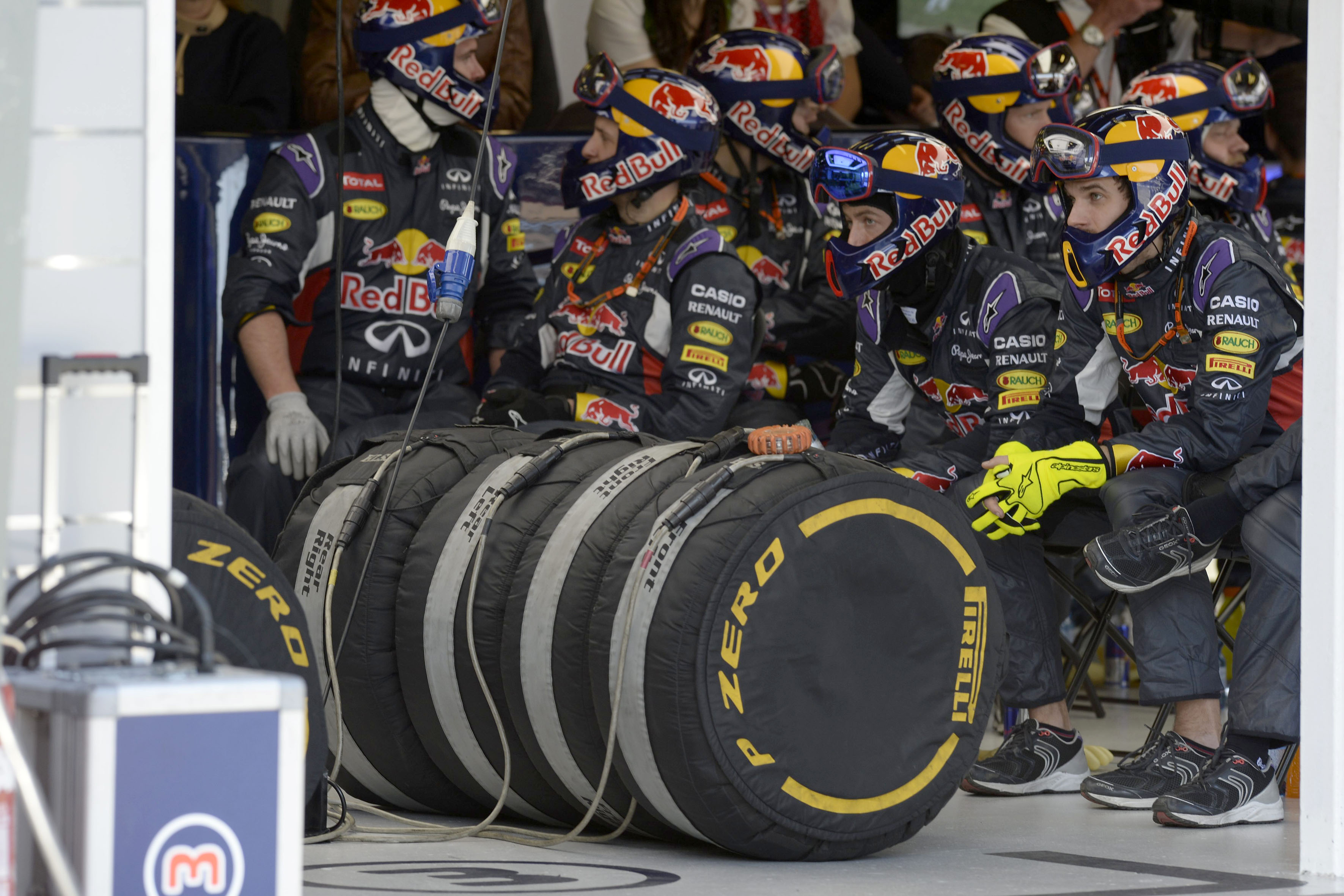 Pirelli: le mescole per il finale di stagione