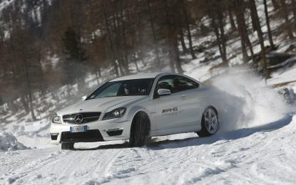 AMG Driving Academy Italia 2015