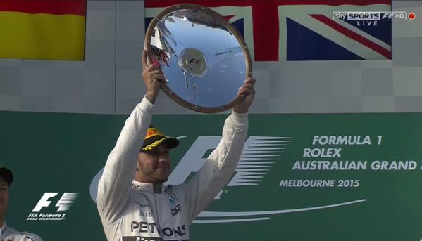 """Hamilton: """"La Red Bull assuma gente migliore"""""""