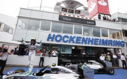 F1: salta il GP di Germania 2015