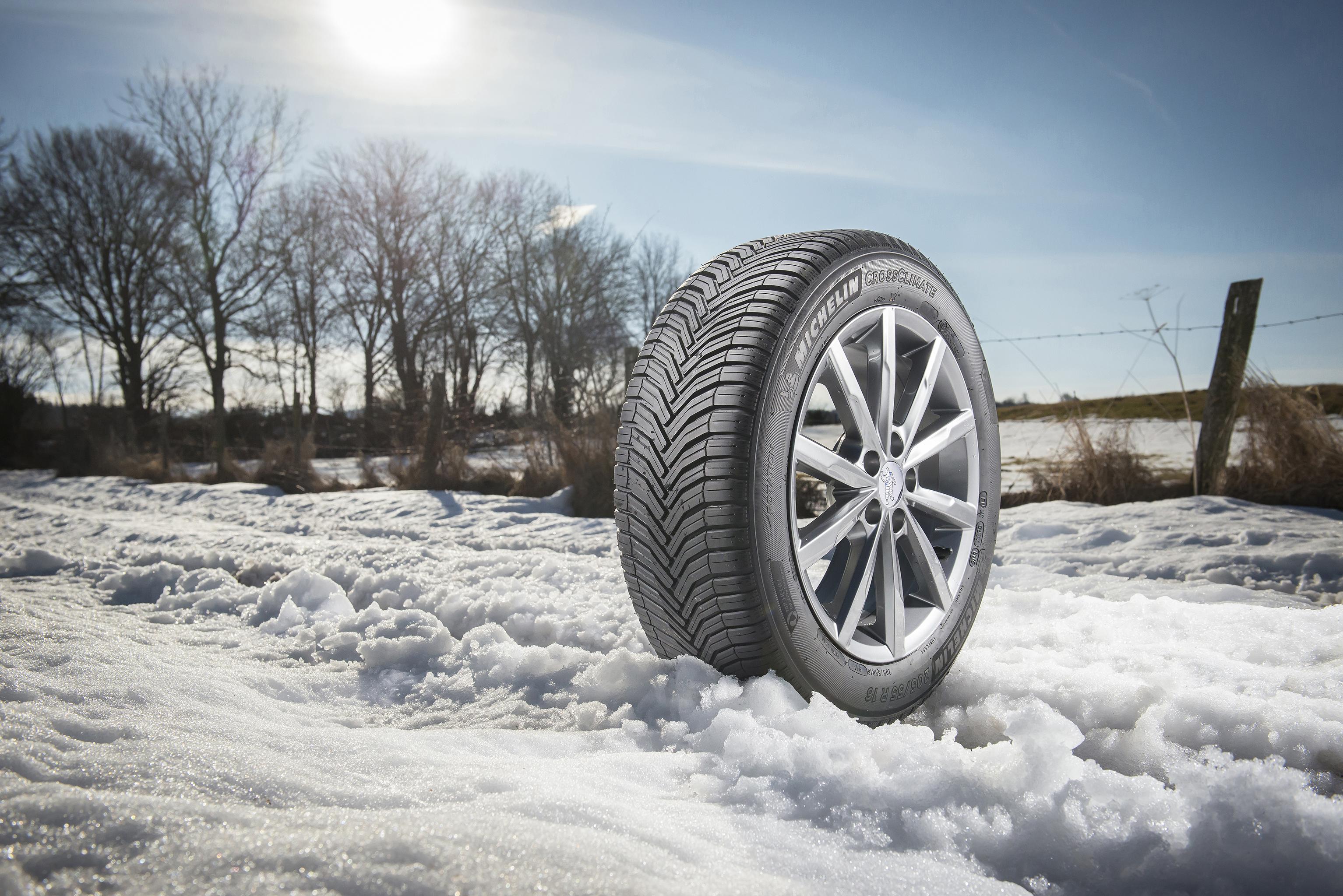 Michelin: vince l'innovazione CrossClimate