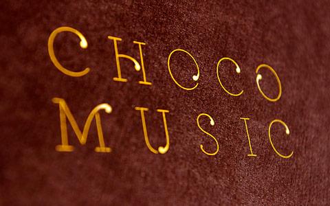Chocomusic, musica per il palato!