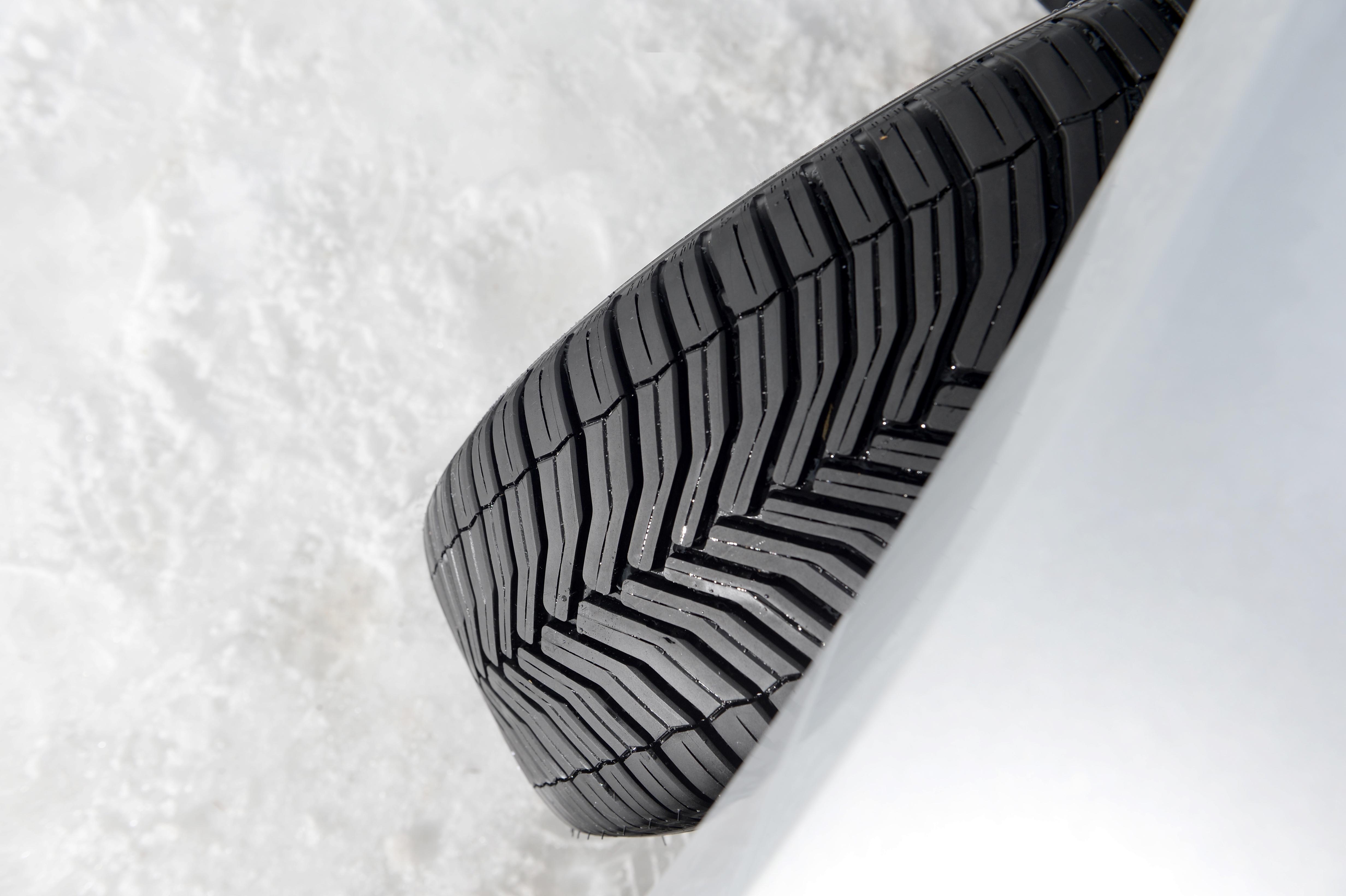 Le caratteristiche principali dei pneumatici invernali