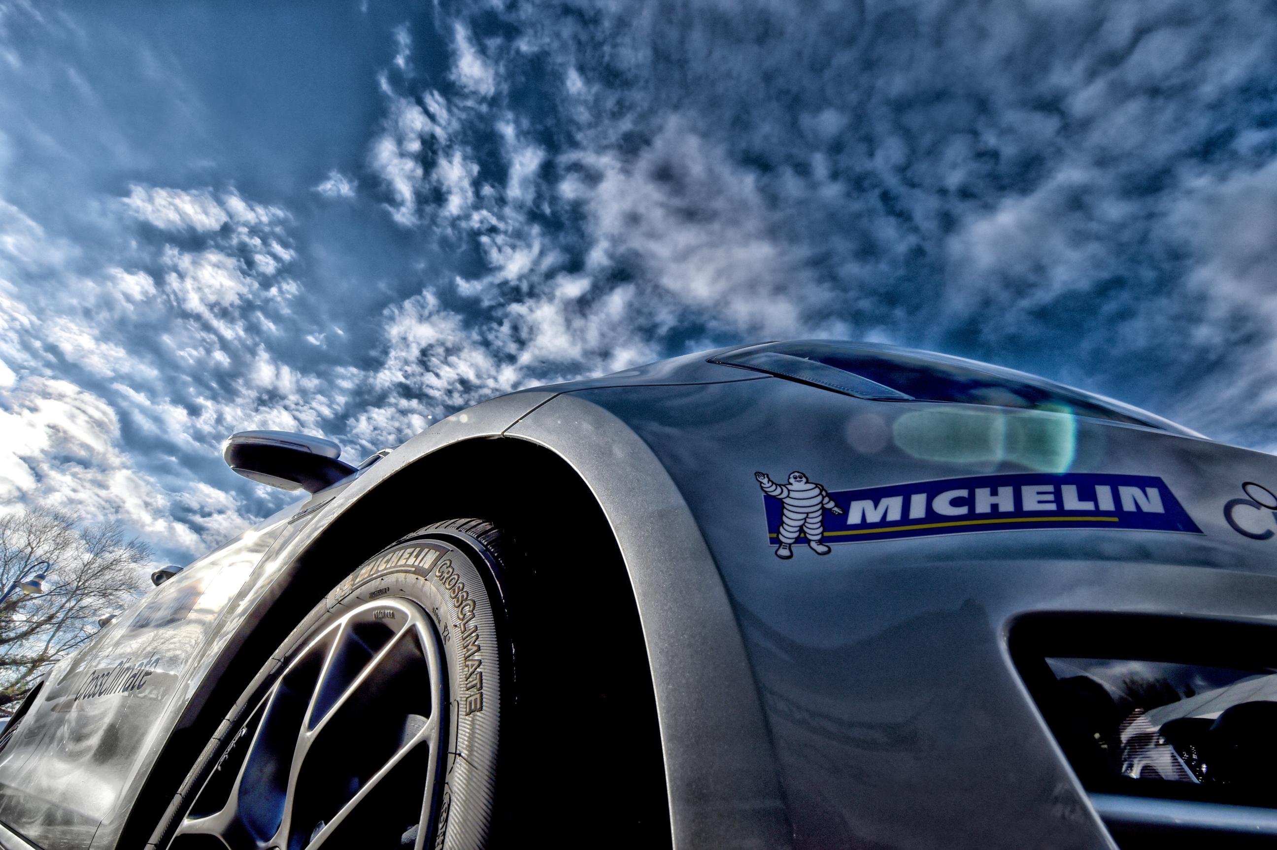 Michelin CrossClimate: rivoluzione francese