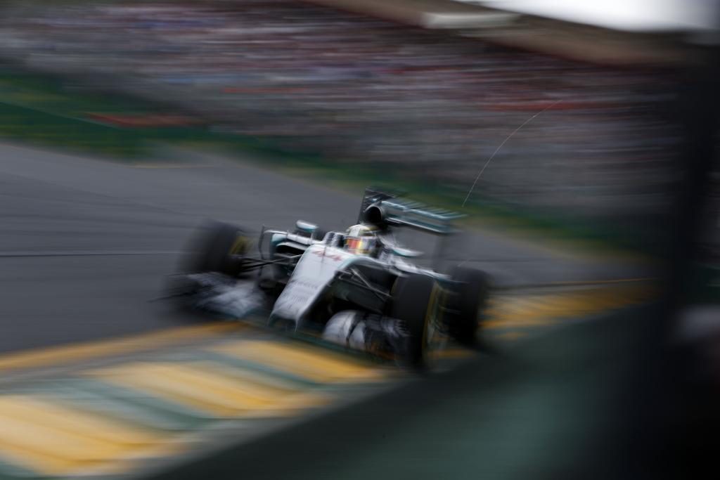 Australia: Lewis in pole, Ferrari 4° e 5°