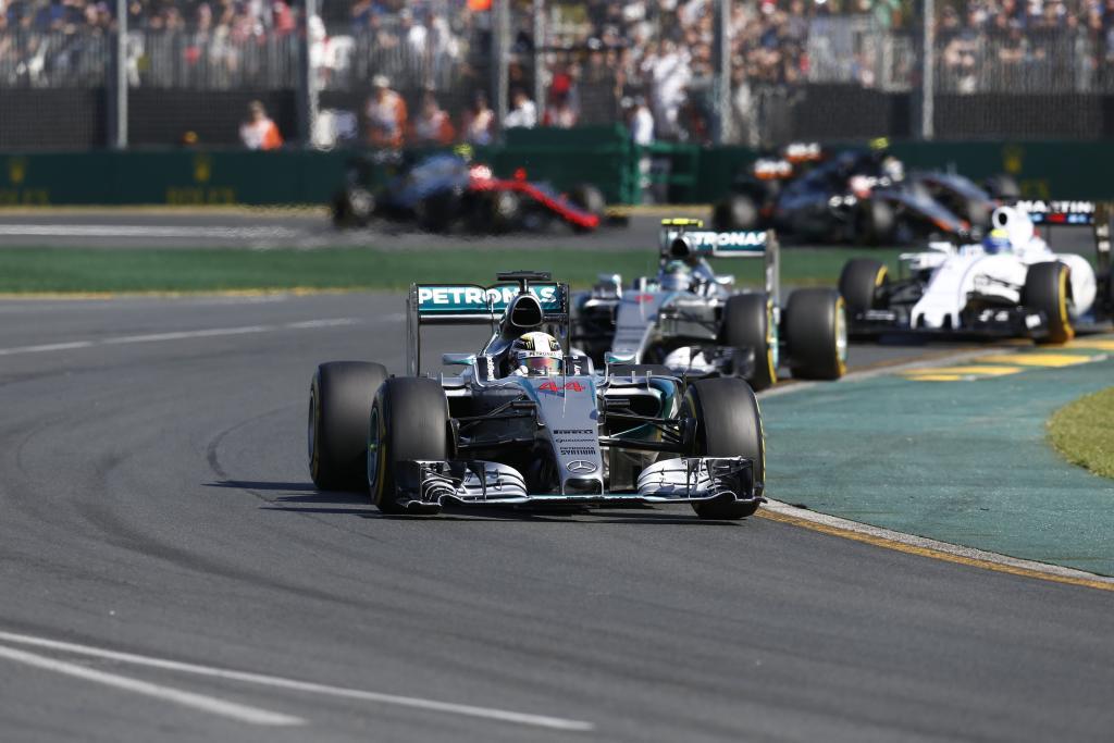 Australia: il punto sulla gara di JV