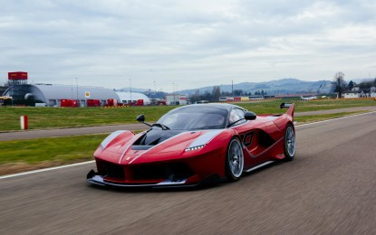 "Ferrari FXX-K ""Best of the Best"""