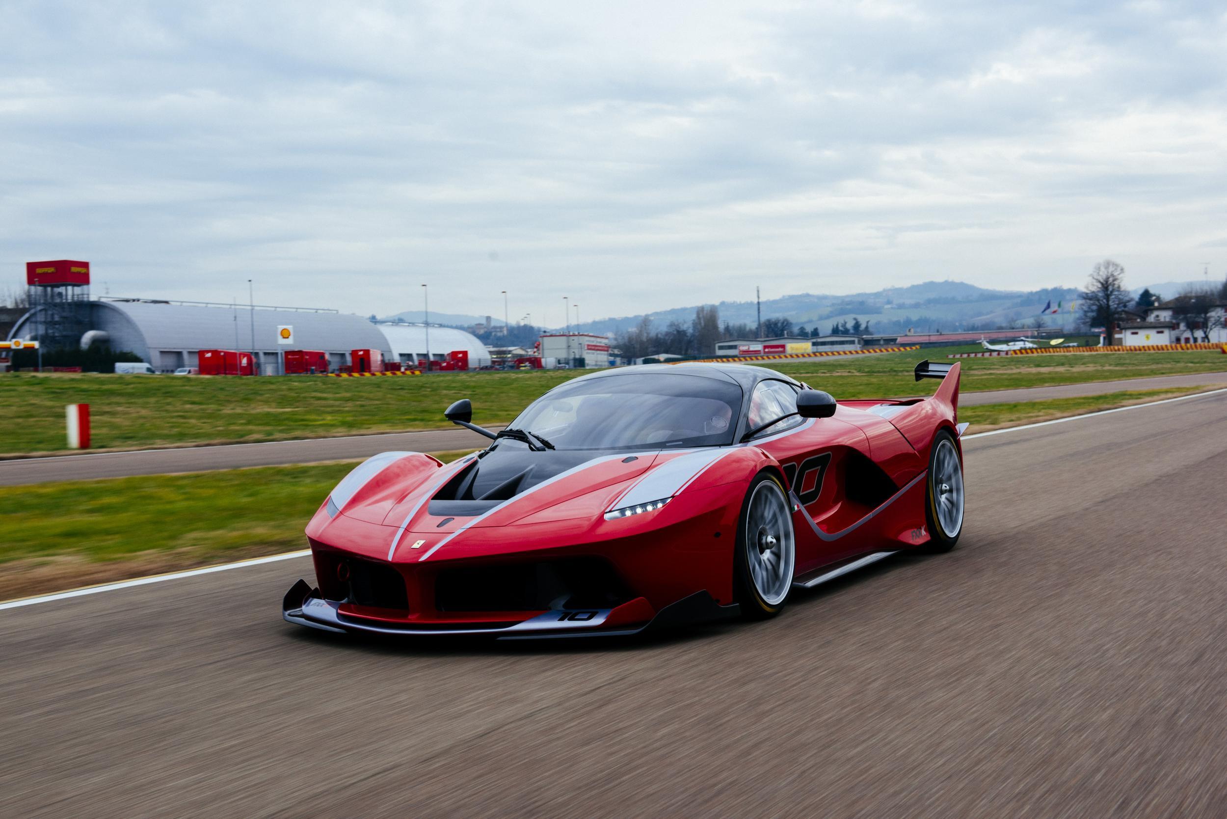 """Ferrari FXX-K """"Best of the Best"""""""