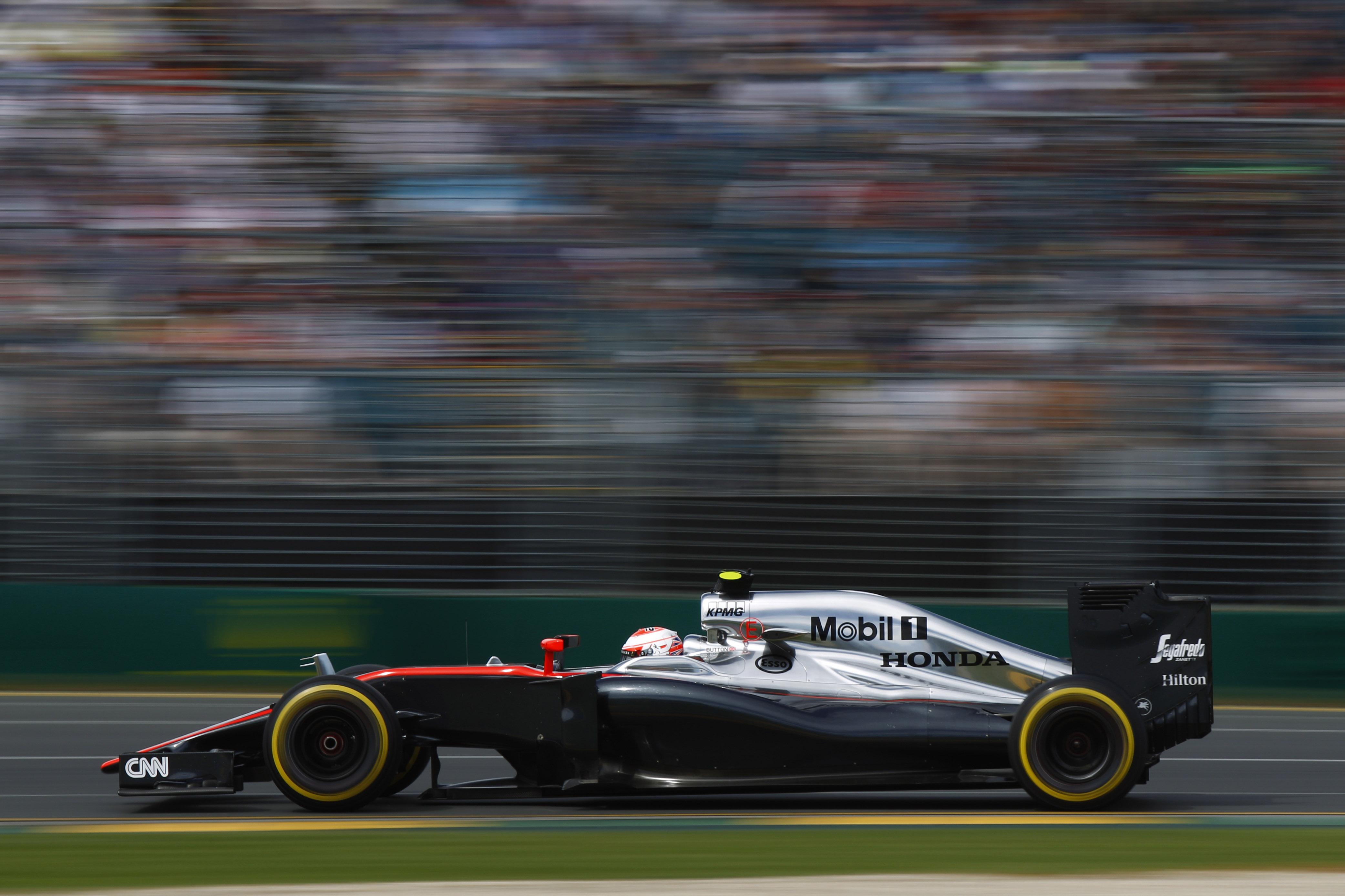 Malesia: anteprima McLaren-Honda