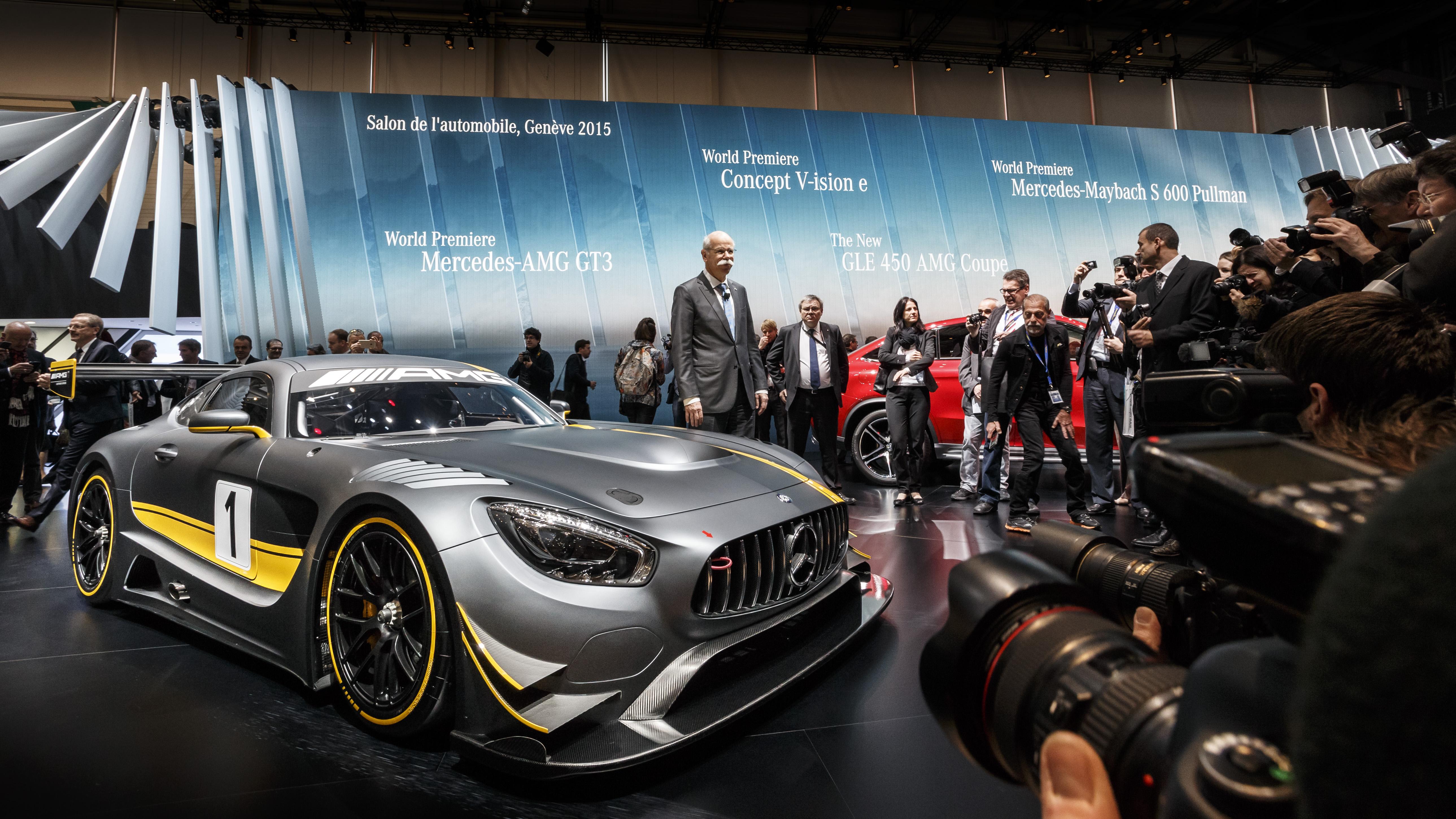 Mercedes-Benz nel segno della sportività