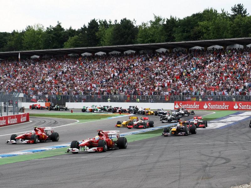 GP Germania: l'anteprima di Gian Carlo Minardi