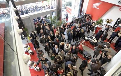 HPR: una folla per l'inaugurazione
