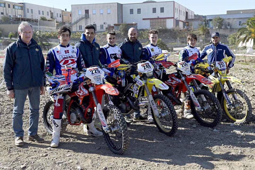 Team Italia Enduro: all'Elba è partita la sfida dei giovani