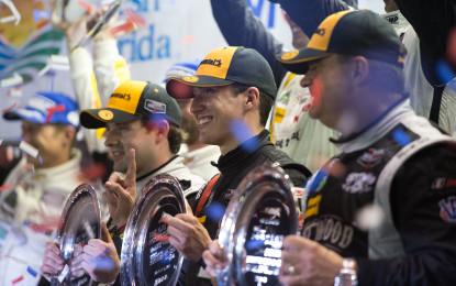 Palmer vince a Sebring nella classe Prototipi