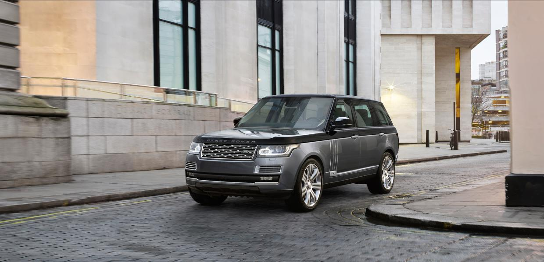 Range Rover SVAutobiography: ultima frontiera del lusso