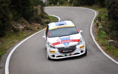 Peugeot Rally Junior Team: Michele e Daniele pronti!