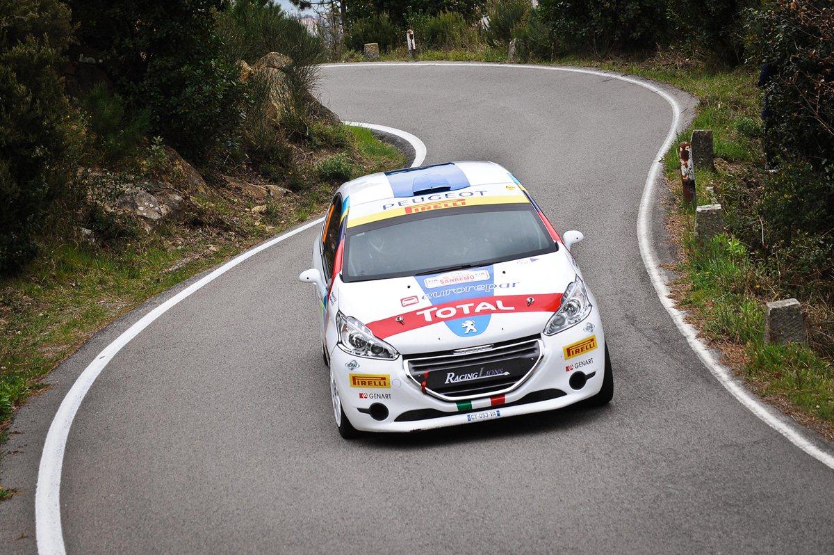 Peugeot Rally Junior Team: Michele e Daniele pronti!