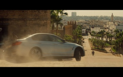 "BMW partner di ""Mission: Impossible"""