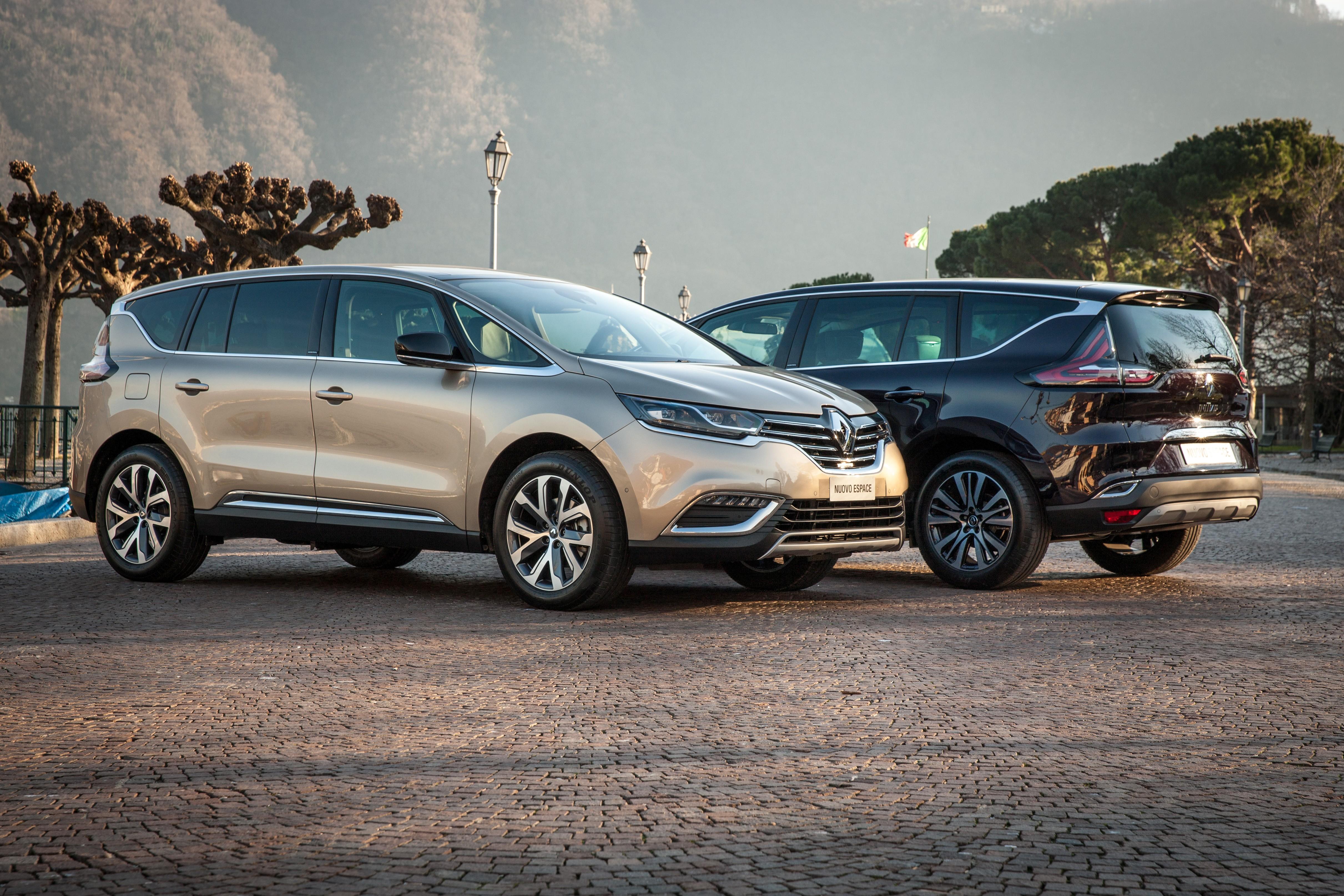 Nuovo Renault Espace, il Multi-Sense
