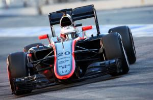 F1 Testing Barcelona, Spain 26 February - 1 March 2015