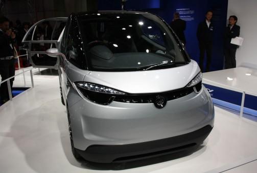 Yamaha: un'auto biposto
