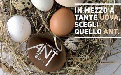 Uova di Pasqua per sostenere Fondazione ANT