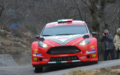 BRC leader al Rally del Ciocco