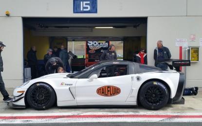 Solaris Motorsport nell'International GT Open