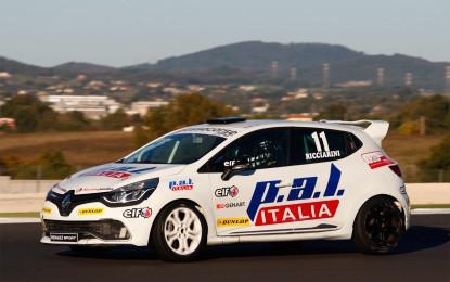 Clio Cup Italia: sfida tra campioni