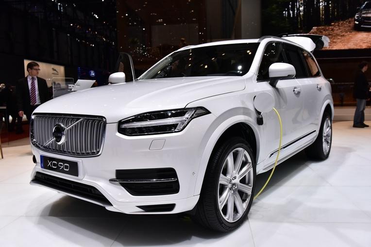 Volvo: il futuro parte da Ginevra