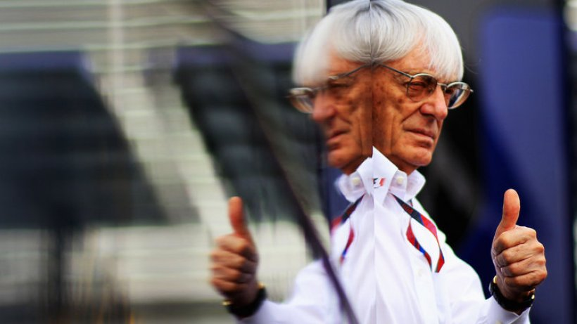 Ecclestone admits CVC could sell F1