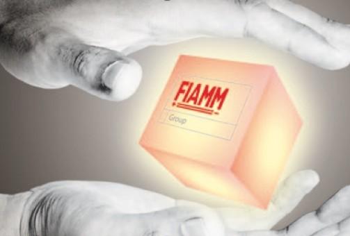 FIAMM: batterie al sale