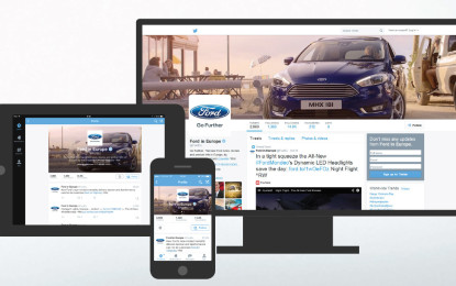 Ford: la concessionaria diventa digital
