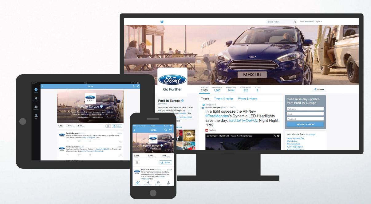 Ford: la concessionaria diventa digital