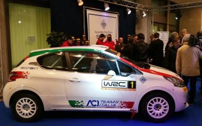Romeo Ferraris nel Mondiale Rally