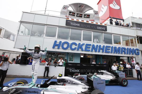 La FIA conferma: niente GP di Germania