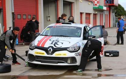 Clio Cup Italia: conclusi i test di Imola