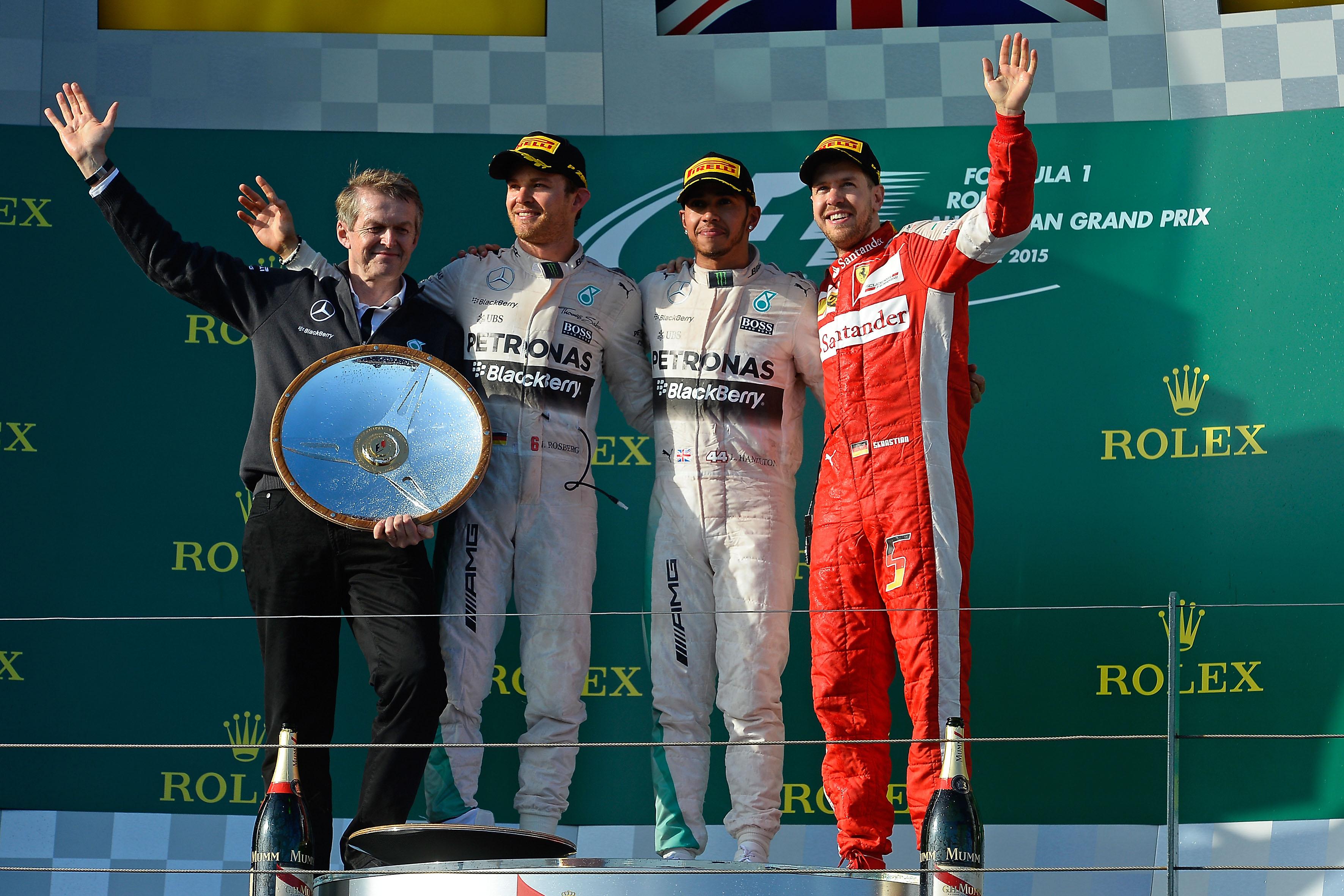 Australia: si ricomincia, con Mercedes e Vettel!