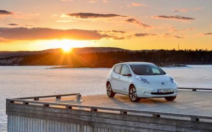 Nissan: cinque itinerari elettrizzanti!