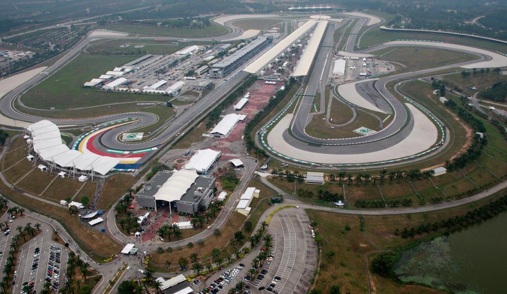 Guida al GP di Malesia: scheda e orari TV