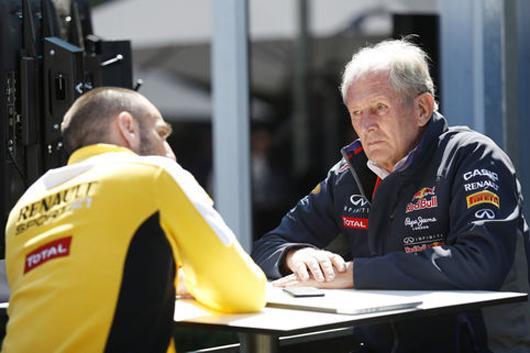 """Marko: """"Tregua con Renault"""""""