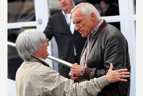 """Ecclestone: """"CVC potrebbe vendere la F1 alla Red Bull"""""""