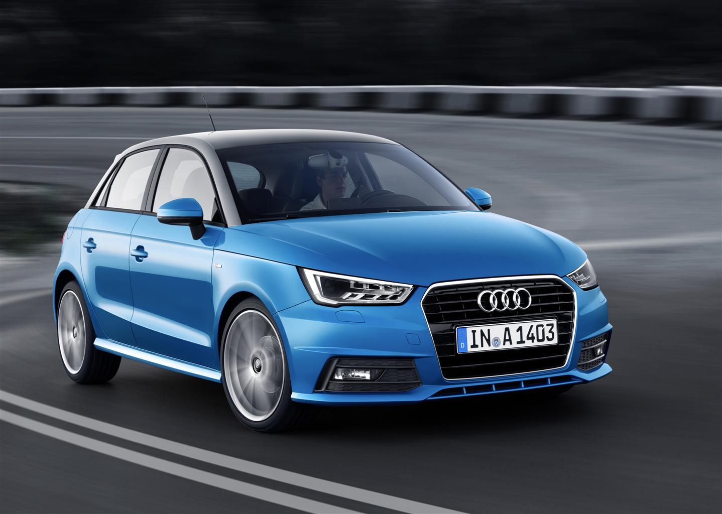 Tecnologia TFSI sulla gamma Audi A1