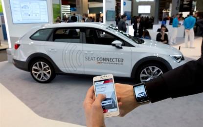 Samsung e SEAT: insieme, sempre connessi
