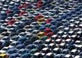 Vendite auto in Italia: in aprile -4,6%