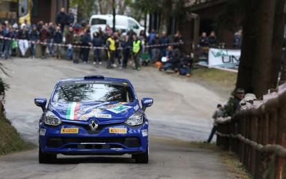 Trofei Renault Rally: ottimo esordio al Ciocco